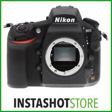 Nikon D810 36.3MP Digital SLR Camera - Black (Body Only) - 3 YEAR WARRANTY