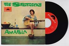 "SPOTNICKS - AMAPOLA / THE SPOTNICKS' THEME 45 giri 7""  polydor NH 54811 1963  IT"