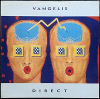 Vangelis LP Direct - Europe
