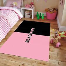 Blackpink 3 Carpet Non Slip Floor Carpet,Area Rug,Teen Carpet