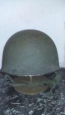 WWII casque us Helmet M1 paratrooper M-2  laméricain 1944 1945