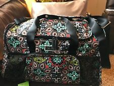 VERA BRADLEY Ultimate Sport Bag in SIERRA Duffel Travel Overnight Large Luggage