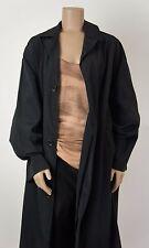 Hugo Boss * Manteau veste * environ wadenlang * noir * Classic * T 48/50