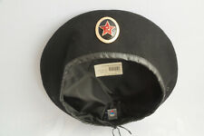 Size 60 Npo-Sm Soviet Marine Corps Russia wool
