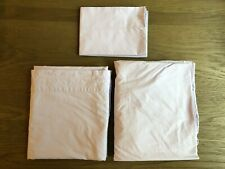 POTTERY BARN KIDS Organic Sheet Set - Twin - Lavender, Purple - GREAT CONDITION