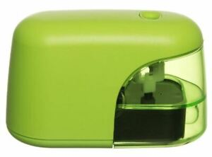 WHSmith Sharpener Assorted Colours With 2 Spare Blades And Separate Compartment