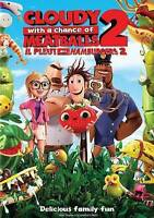 Cloudy 2: Revenge of the Leftovers (DVD, 2014, Canadian) DISC IS MINT