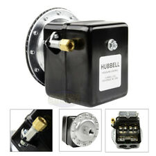 69HAU3 Hubbell Furnas Air Compressor Pressure Switch 30-40 PSI With Unloader