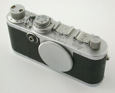 LEICA If body Gehäuse M39 LTM black synchro 564127 1951/52very rare selten top