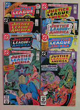 DC Comics Justice League of America 8-Pack Comic Grab Bag Bronze, - Modern Age