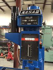 CNC VERTICAL MILLING MACHINE BY NASA