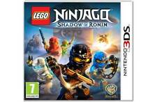 LEGO Ninjago Shadow of Ronin Nintendo 3DS Game 7+ Years