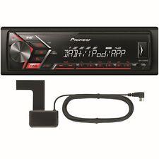 PIONEER mvh-s200dab USB mp3 radio digitale autoradio incl. DAB Antenna AUX