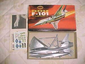 AURORA F-101 VOODOO JET FIGHTER