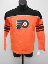 New (mended) NHL Philadelphia Flyers Youth Medium (M 10/12) Reebok Shirt