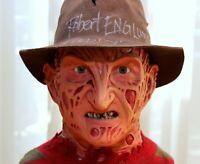 Life Size 1:1 Freddy Krueger Bust Nightmare on Elm Street Signed Robert Englund