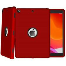 """For New iPad 7th Generation 10.2"""" 2019 Heavy Duty Shockproof Silicone Case Cover"""