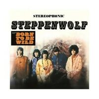 STEPPENWOLF - STEPPENWOLF  VINYL LP CLASSIC ROCK & POP  NEW+