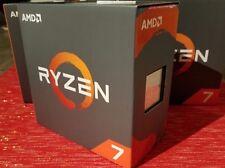 NEW AMD Ryzen 7 1700X 3.8GHz Eight Core (YD170XBCAEWOF) Processor PC AM4 Socket