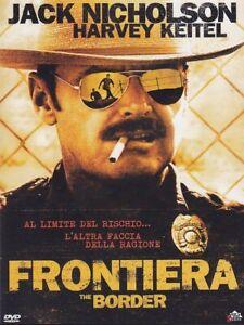 Dvd Frontiera (1982) (Contenuti Extra) - Jack Nicholson  .....NUOVO