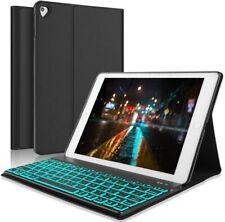 """For iPad 9.7"""" 6th/5th Gen /Air 1 2 /Pro 9.7"""" Bluetooth Keyboard Case w/ Backlit"""