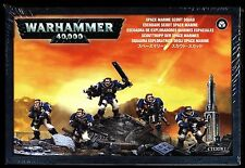 Space Marine Scout Squad Warhammer 40K Games Workshop NEW
