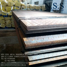 STEEL TREAD PLATE 1.2M*2.45M*3MM FOR TRAILER FLOORING