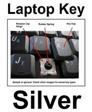 HP Compaq Keyboard Key - Presario CQ60 CQ61 CQ70 - HP G60 G61 G70 - Silver