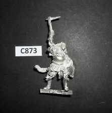 Warhammer Lord Of The Rings LOTR Metal MORDOR ORC CAPTAIN C 873