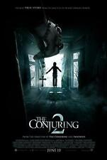 THE CONJURING 2 ORIGINAL 27x40 MOVIE POSTER (2016) FARMIGA & WILSON
