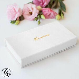 Print Photo Box Photo Storage Personalised Photography Keepsake 4x6