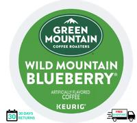 Green Mountain Wild Mountain Blueberry Keurig Coffee K-cups YOU PICK THE SIZE