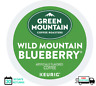 Green Mountain Wild Mountain Blueberry Keurig Coffee K-cups YOU PICK THE SIZE