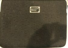 """Marc by Marc Jacobs 15"""" Laptop Macbook Pro Case Sleeve Black GREAT Condition"""