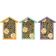 Nature's Way Bird Products Llc Single Chamber Bee House Pwh1-Ast Unit: Each