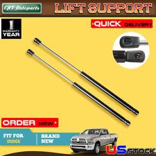 Top 2x Hood Lift Supports Shock Struts for Dodge Ram 1500 2500 3500 4500 02-10
