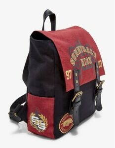BUFFY THE VAMPIRE SLAYER SUNNYDALE HIGH MINI BACKPACK LIMITED OFFICIAL PRODUCT!!
