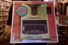 The Word Soul Food 2xLP sealed vinyl Robert Randolph John Medeski