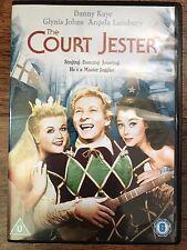 Danny Kaye, Basil Rathbone, Angela Lansbury COURT JESTER ~ 1956 Classic   UK DVD