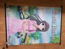 Fruits Basket Silk/Cloth Poster HUGE Original