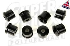 SUPERFLEX POLYURETHANE REAR SPRING EYE REAR BUSH KIT - MUSTANG 1ST GEN (65 - 73)