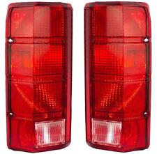 NEW TAIL LIGHT PAIR FITS FORD F-350 F250 1980-1986 F-350 E4TZ 13405 B E4TZ13405B