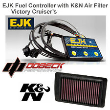 16-17 all Victory Cruiser Fuel Injection EFI Controller & K&N Air Filter PL-1608