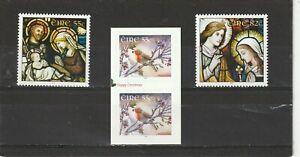 IRELAND - 2010 MNH SG2042-2044 CHRISTMAS