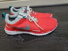 Womens older girls Laser Crimson Nike free OG running shoes size 5 EU 38.5