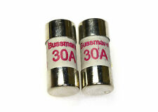 2x 30A consumer unit fuses cartridge fuse 30 amp BS1361 socket cooker shower