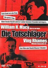 Die Totschläger ( Krimi-Thriller ) von David Mamet mit William H. Macy DVD NEU