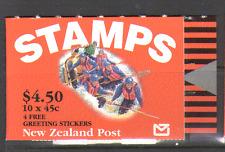 NZ 1994 WHITE WATER RAFTING bklt ref:n15943