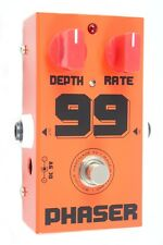 Handwired Boutique PedalTank '99' Phaser Guitar Effects Pedal