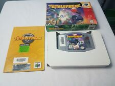 Tetrisphere Nintendo 64 N64 GAME COMPLETE IN BOX GOOD CONDITION